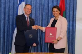 """""""إسرائيل"""" توقع أولى الاتفاقيات الزراعية مع الإمارات"""