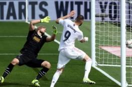ريال مدريد يتخطى ايبار..فيديو