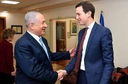 ضمن جولة للمنطقة.. كوشنر سيصل الى اسرائيل و 5 دول عربية الاسبوع المقبل لبحث صفقة القرن