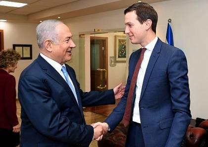 كوشنر سيصل الى اسرائيل و 5 دول عربية الاسبوع المقبل لبحث صفقة القرن