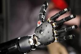 ذراع روبوتية مطاطية تستخدم في الأغراض الطبية