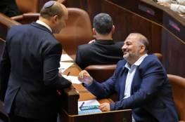 الجمهور العربي بإسرائيل يهاجم منصور عباس ويصفه بالخائن