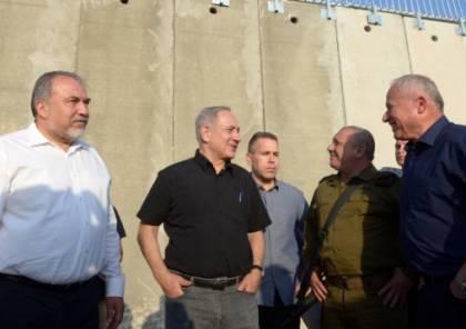 نتنياهو: علينا الحفاظ على السيطرة العسكرية الكاملة في الضفة