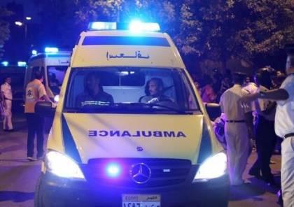 جريمة بشعة في مصر.. بائع يذبح عجوزا أمام باب المسجد