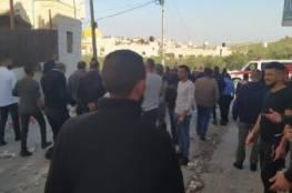 شجار عنيف في بلدة تقوع ادى الى اصابة عشرة مواطنين