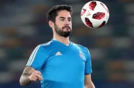 سان جيرمان يبدأ تحركاته لضم إيسكو من ريال مدريد