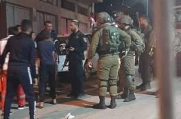 اصابة سيدة بعد تعرضها للدعس من قبل مستوطن في الخليل