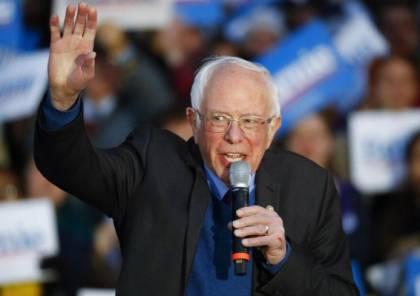 ساندرز: المؤسسة الديمقراطية ضغطت على مرشحين للانسحاب والوقوف ضدي