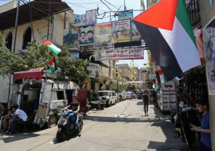 """المخيمات الفلسطينية في لبنان خالية تماماً من فيروس """"كورونا"""""""