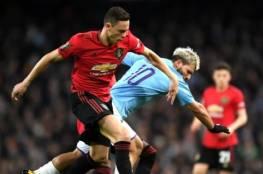 فيديو.. مانشستر سيتي لنهائي كأس الرابطة رغم الخسارة من يونايتد