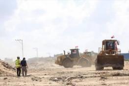 اتحاد المقاولين يطالب مصر بمشاركة شركات غزة بإعمارها