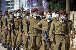 جيش الاحتلال يسجل رقما قياسيا في معدل الإصابة بكورونا