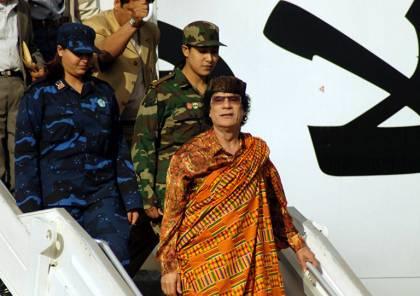 وكالة: جدل جديد بشأن حقيبة فيها 6 ملايين دولار أرسلها القذافي إلى رئيس دولة