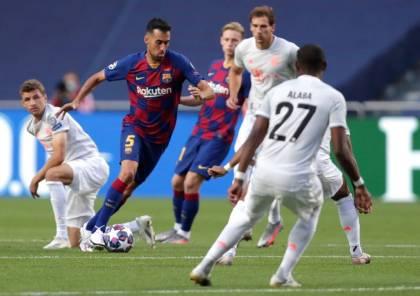 رقم كارثي يوضح سبب خسارة برشلونة بطريقة مذلة