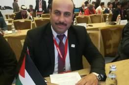 """""""العصافرة"""" عضوا في لجنة التمويل والتنمية لتطوير الاتحادات النامية في آسيا"""