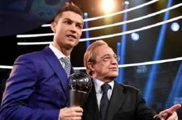 رونالدو يتراجع عن أقواله موضحاً سبب رحيله عن ريال مدريد