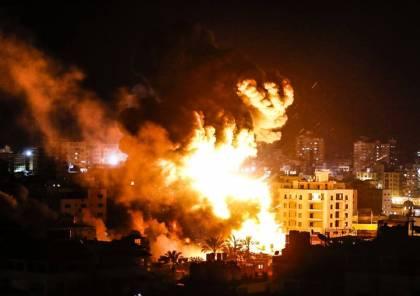 القيادة تبذل كل الجهد لوقف العدوان عن غزة