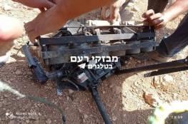 إسقاط طائرة مسيّرة للجيش الإسرائيلي جنوب نابلس