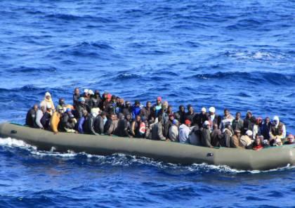 مصرع 15 مهاجرا على الأقل بعد غرق قاربهم قبالة ليبيا