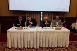هيئة سوق رأس المال تعقد لقاء مع أعضاء هيئة جمعية رجال الاعمال بغزة