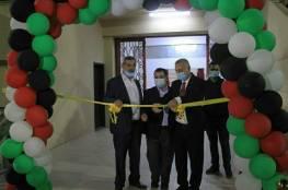 """""""المجلس الأعلى للرياضة"""" يحتفل بافتتاح تطوير مرافق استاد فلسطين الدولي وتكريم شباب رفح"""