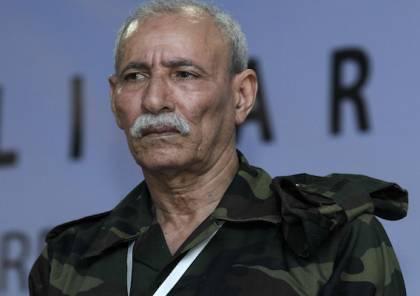 حقيقة وفاة إبراهيم غالي رئيس جبهة البوليساريو