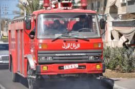 الدفاع المدني بغزة يستعد لاستقبال فصل الشتاء