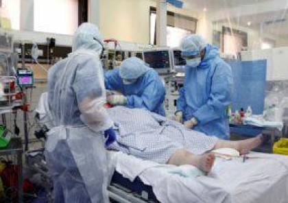 غزة: دفن المسنة المتوفية جراء إصابتها بفيروس كورونا
