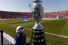 الأرجنتين وتشيلي تفتتحان بطولة كوبا أمريكا 2020