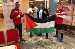فلسطين تشارك في البطولة العربية الثانية للملاكمة في السودان