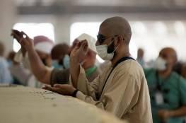 حجاج بيت الله الحرام يكملون رمي الجمرات لليوم الثاني من أيام التشريق (صور)