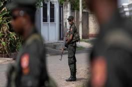 فرض حظر تجول في كل أنحاء سريلانكا بعد مهاجمة مساجد واحراقها