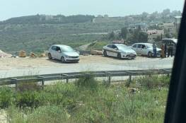 شرطة الاحتلال تحرر مخالفات باهظة للسائقين غرب بيت لحم