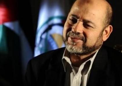 ابو مرزوق : لم اصدق خبر اجتماع مدير المخابرات السوانية بالموساد
