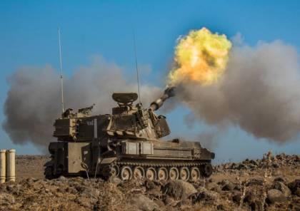 """جنرال إسرائيلي : مواجهة عسكرية """" عنيفة """" مع حماس مسألة وقت"""