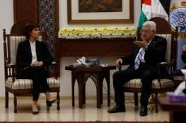 الرئيس: مصرون على إعادة أموالنا واسرائيل مسؤولة عن الازمة الاقتصادية