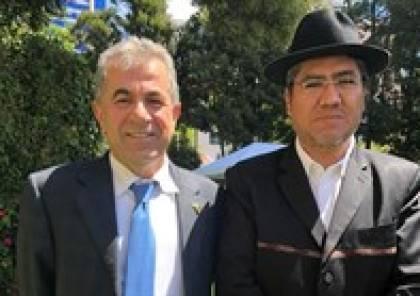 السفير العلواني يسلم رسالة تهنئة من المالكي لنظيره البوليفي