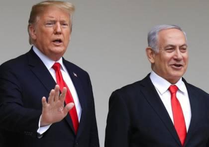 البيت الأبيض يضع شرطا جديدا لدعم مخطط الضم الإسرائيلي