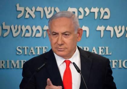 نتنياهو يهدد : لا شك أن إسرائيل في طريقها إلى الانتخابات