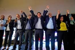 القائمة المشتركة تطلق حملتها الانتخابية من الناصرة