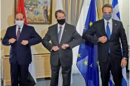السيسي من قبرص: قررنا مواجهة الاستفزازات في شرق المتوسط