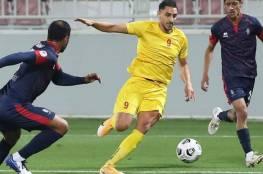 الفلسطيني عيد يقود مسيمير لنهائي كأس قطر