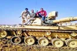 تدوينة مؤثرة لأحد الجنود المصريين قبل استشهاده بساعات في هجوم سيناء