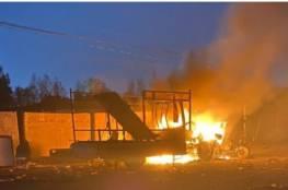 العراق: صواريخ تستهدف السفارة الامريكية تزامنا مع اعلان خفض قوات الجيش الأميركي