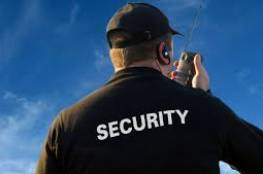 الداخلية تعلن فتح باب ترخيص شركات الخدمات الأمنية الخاصة بالضفة