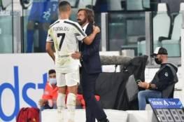 بيرلو : رونالدو لا يحظى بمعاملة خاصة في يوفنتوس