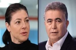 بيرتس يهدد رئيسة حزب العمل الجديدة ميراف ميخائيلي