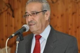 تيسير خالد يدعو الى سحب مبادرة السلام العربية ووقف التطبيع المخجل مع اسرائيل