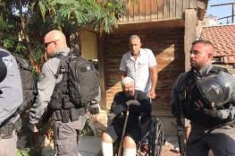 """""""أونروا"""" تدعم عائلة شماسنة التي طردها الاحتلال من منزلها بالقدس"""