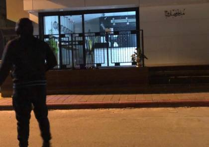 قلنسوة: إطلاق نار على محل تجاري وإحراق سيارة
